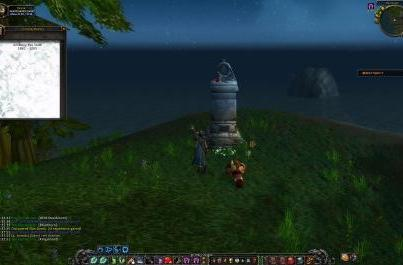 Around Azeroth: A Hillsbrad memorial