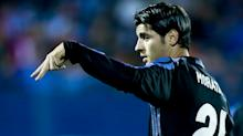 LaLiga: Alvaro Morata - If Conte is calling he must have my old number!