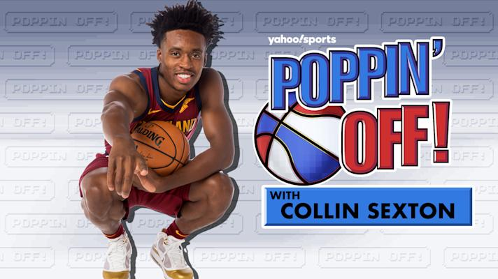 Poppin' Off with Collin Sexton
