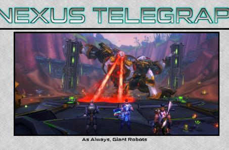 The Nexus Telegraph: WildStar's year in review