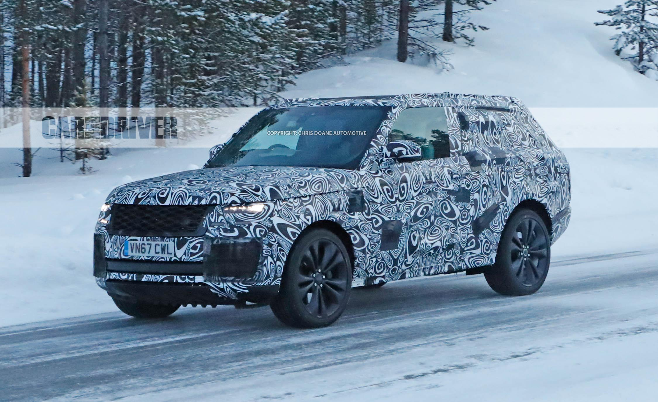2020 range rover sv coupe dropping doors like before. Black Bedroom Furniture Sets. Home Design Ideas