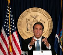 New York's coronavirus infection rate drops below 1% as deaths plummet, Cuomo says