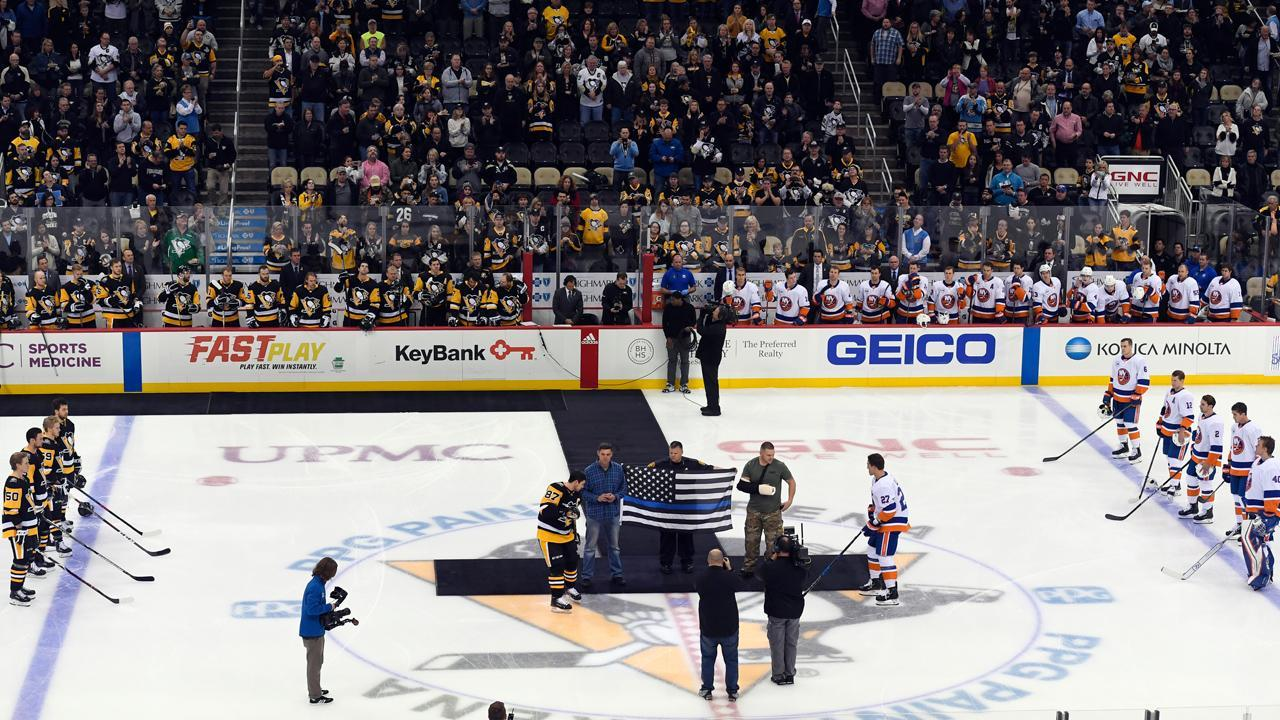 Pittsburgh Penguins Pay Tribute To Victims Of Tree Of Life Synagogue Shooting With Star Of David Patch