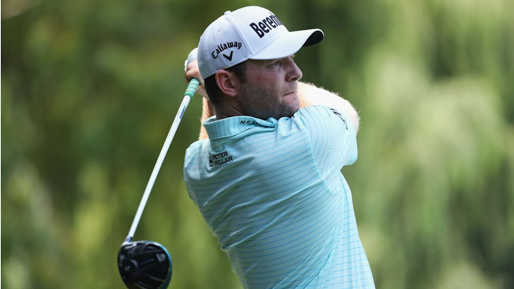 Strong finish propels Grace into SA Open contention