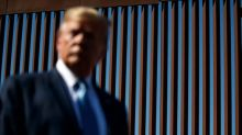 Smugglers cut hole in US-Mexico border wall and drive through it