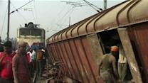 Two wagons derail in Nagpur, train traffic hit