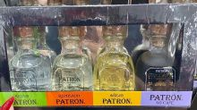 Costco Is Selling A Variety Pack Of Mini Patrón Bottles That Makes The Perfect Gift…To Yourself