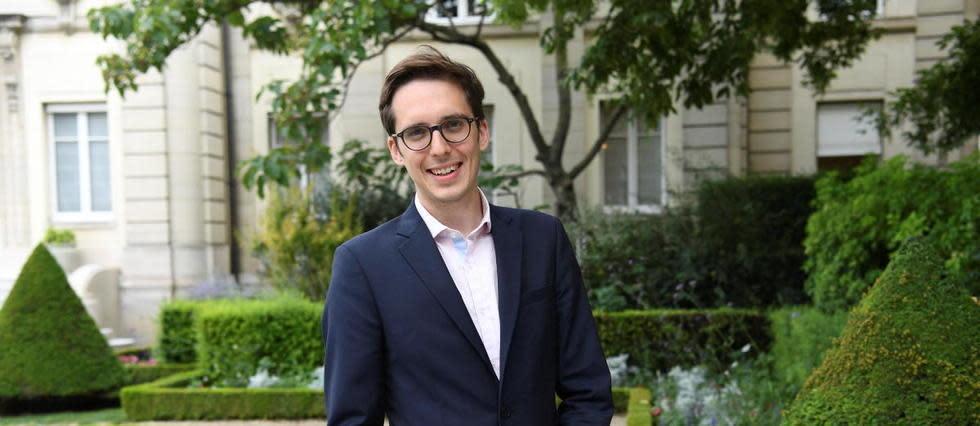 Pacôme Rupin: «Je voterai contre le pass sanitaire»