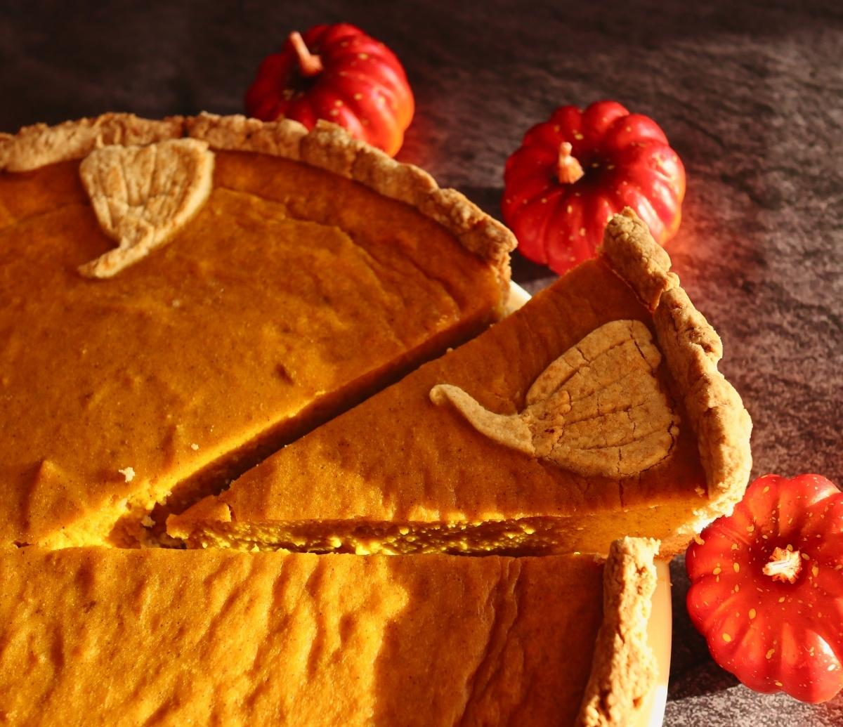 For your coronavirus stress baking, head to a pumpkin patch in or near Enfield and make a perfect from-scratch pumpkin pie.