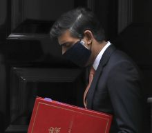 UK government borrowing hits record due to pandemic