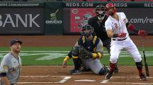Nick Castellanos' two-run homer
