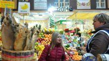 Ukraine's economy grows nearly 5%