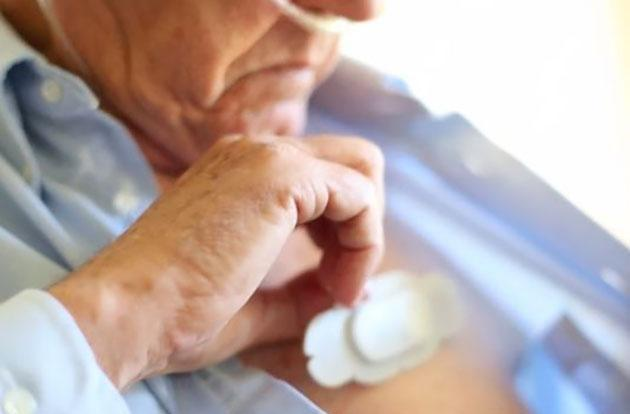 Philips' wearable sensor gives COPD patients constant health tracking