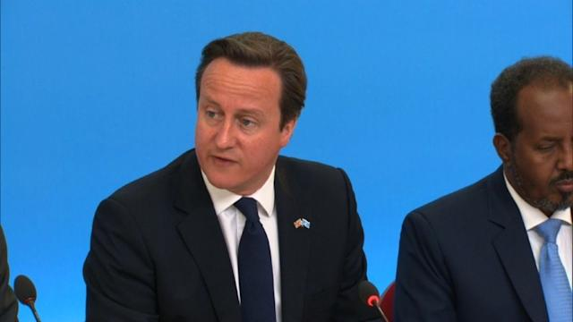 Somalia peace conference opens in London