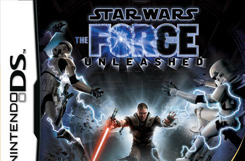 Joystiq hands-on: Star Wars: The Force Unleashed (DS)