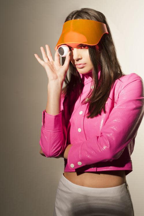 Kendall Jenner Launches Retro Futuristic Courr 232 Ges Est 233 E