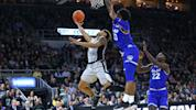Providence-Seton Hall game ppd. in 2nd half