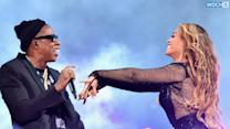 Beyoncé And Jay Z Hold Hands, Look Crazy In Love Amid Ongoing Split Rumors