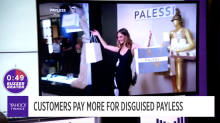 Customers pay more for disguised Payless