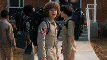 Drop everything: the Stranger Things kids are dressed as Ghostbusters in first season two image