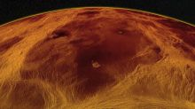 Signs of geological activity found on Venus