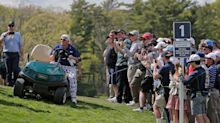 PGA Championship: John Daly rode in a cart — and the fans loved it