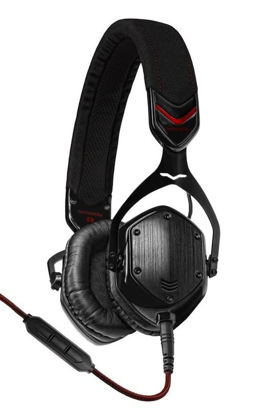 V-Moda remixes headphone lineup with Crossfade M-80 supra-aurals, yours for $230