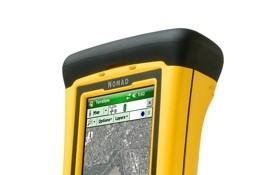 Trimble Nomad handheld gets Android 1.5 upgrade