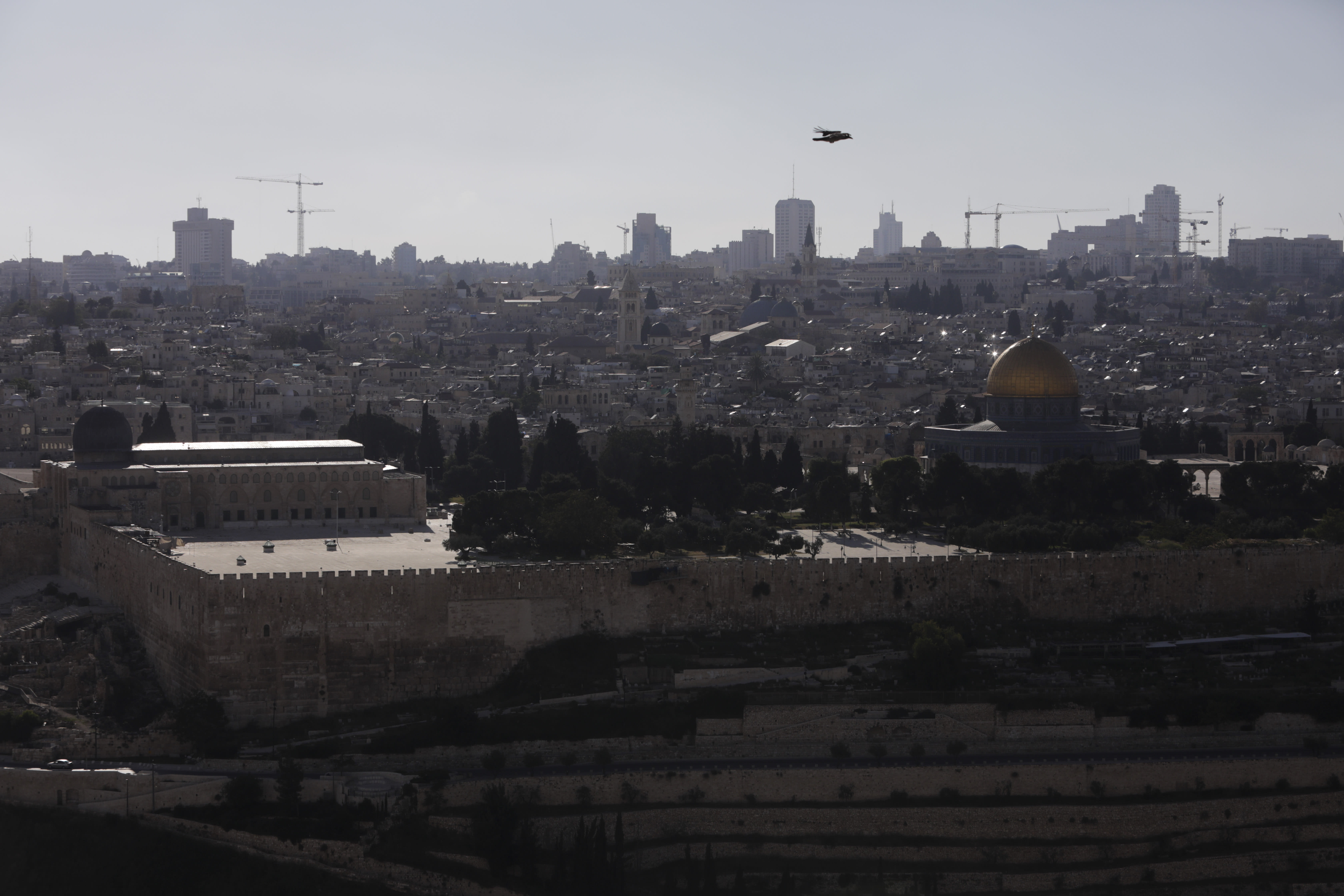 Virus Outbreak Mideast Palestinians Ramadan