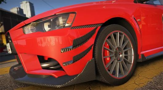 World of Speed's latest trailer pits Lancer Evolution vs. Impreza WRX