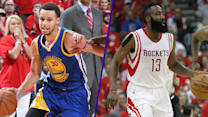 Who wins NBA MVP - Curry or Harden?