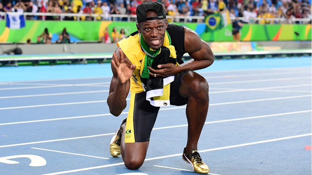 Bolt rules out retirement U-turn and reveals 'belly' bet