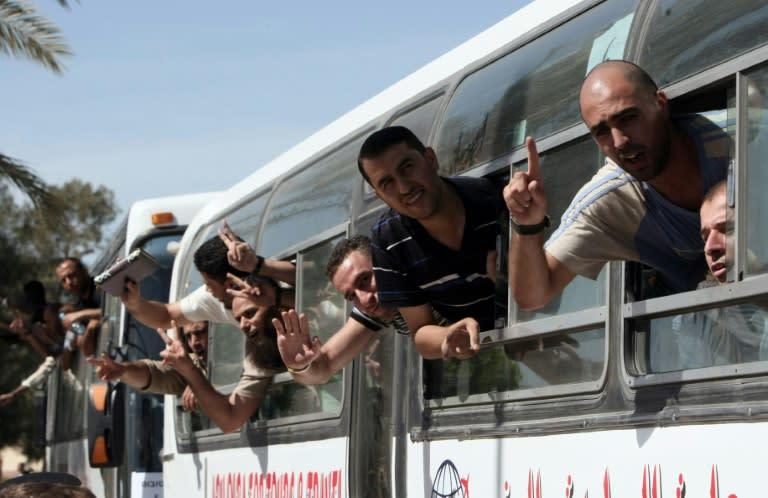 Egypt brokers negotiations for Israel-Hamas prisoner swap