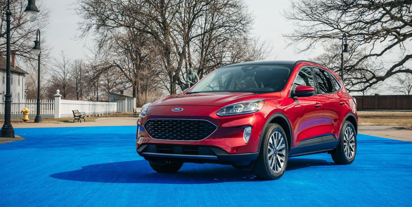 the 2020 ford escape looks to fill a car