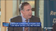 Iridium Communications CEO: We're the only communication ...