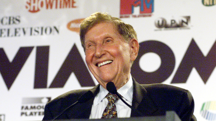 Sumner Redstone, towering media mogul, dies at 97