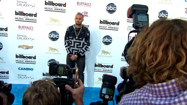 Chris Brown Accused of Assaulting Woman
