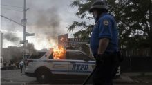 New York among three 'anarchist' cities named by White House to lose funds