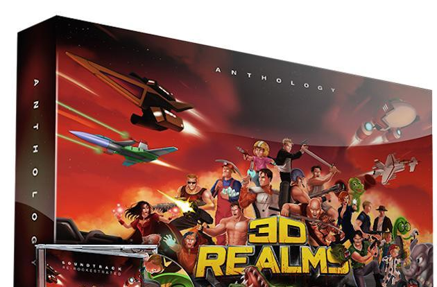 'Duke Nukem' and 'Wolfenstein' gaming house 3D Realms is back