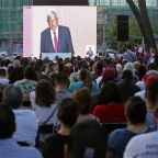 Mexico candidates pile on leftist front-runner in debate