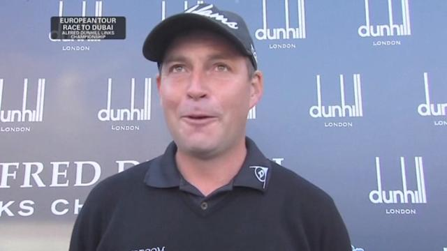 Howell delighted with links win