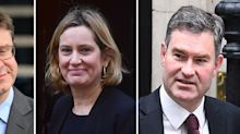 Cabinet trio warn that they will help delay Brexit rather than leave Europe with no deal