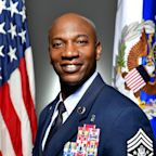 'I Am George Floyd': Air Force's Top Enlisted Leader Denounces Police Killing