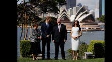 Harry et Meghan en Australie: leur futur bébé déjà gâté