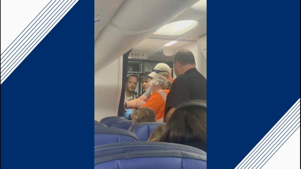 Plane passenger stuck in bathroom, flight diverted to Denver
