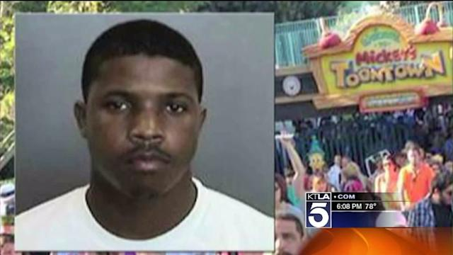Disneyland Employee Now Accused of Setting Off 2 Dry Ice Bombs