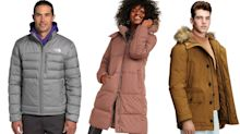 The best winter jackets for men and women on sale for Cyber Weekend in Canada