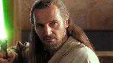 Liam Neeson says that he's 'proud' of 'Star Wars: The Phantom Menace'