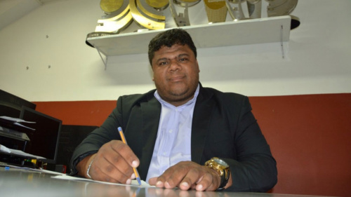 Presidente da Desportiva Ferroviária é preso sob suspeita de tráfico de drogas