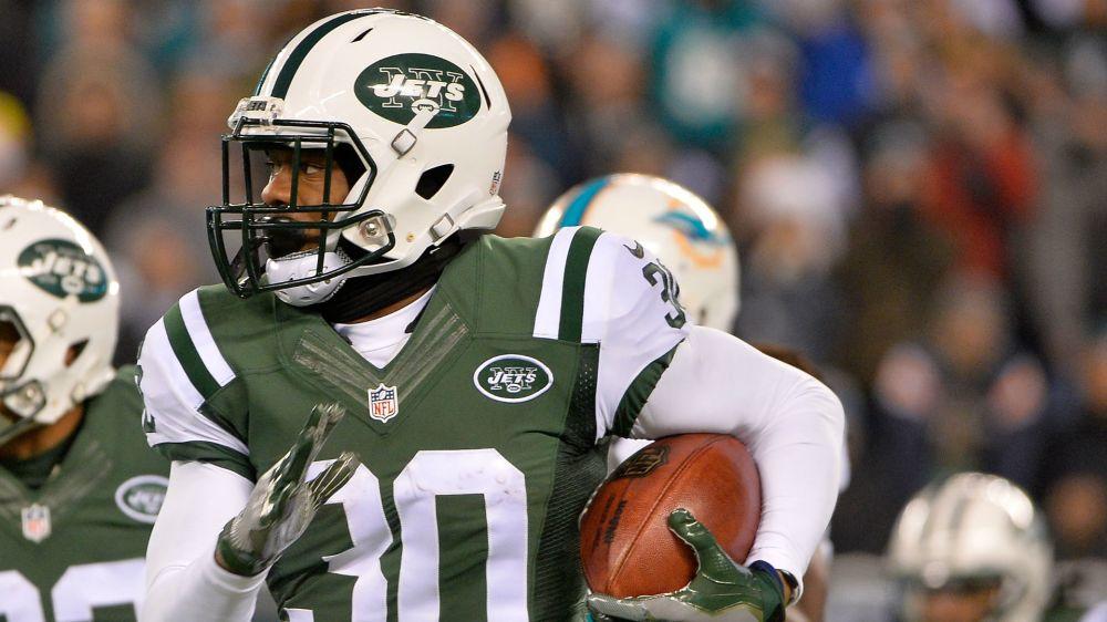 NFL suspends Jets defensive back Nick Marshall four games
